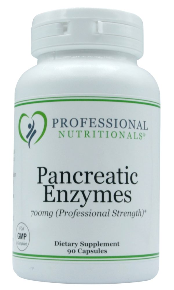 Pancreatic Enzymes Professional Nutritionals